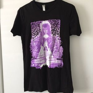 David Bowie The Labyrinth T-shirt Small